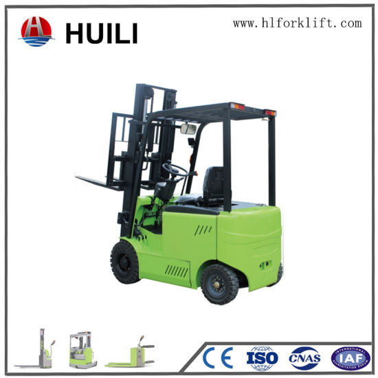 China Class 1 Electric Forklift 2 Ton Electric Forklift