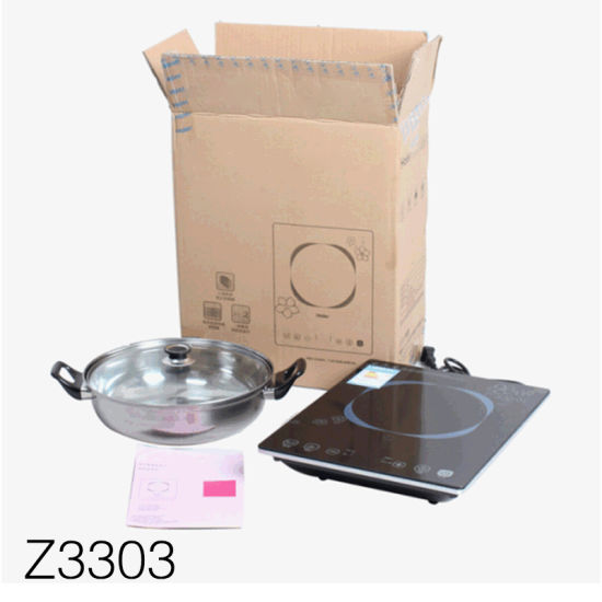 Z3303 Custom Color Print Outer Double Wall Cardboard Corrugated Paper Carton Home Appliance Produce Shipping