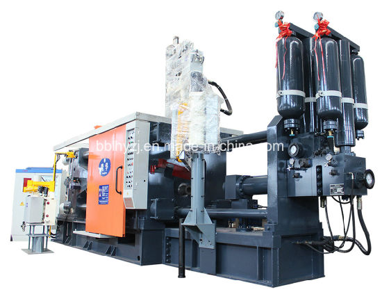 Lh-1100t High Efficiency High Speed Cold Chamber Die Casting Machine pictures & photos