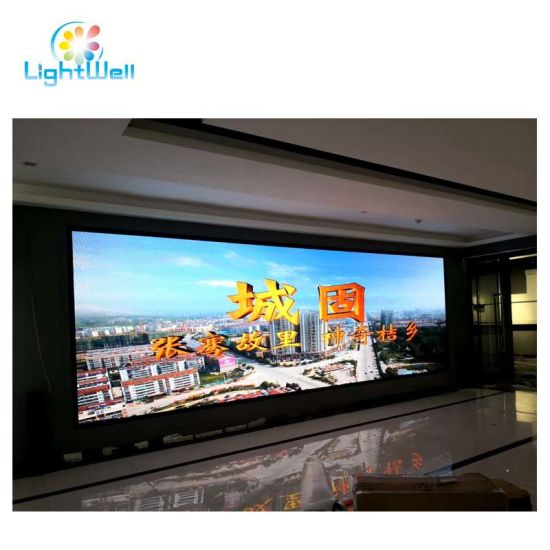Shenzhen LED Video Wall P2.5 Rental LED Display Screen P4 Indoor LED Display