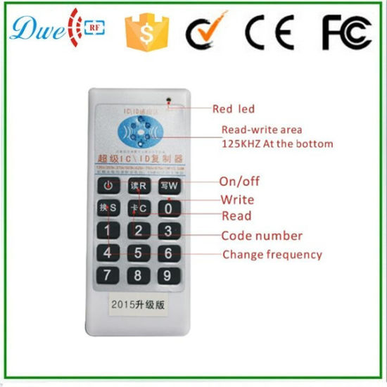 ID IC Card Replicator Copier 125kHz and 13.56MHz
