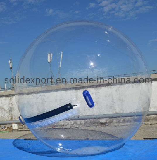 China Wholesales Transparent Inflatable Ball Floating Water