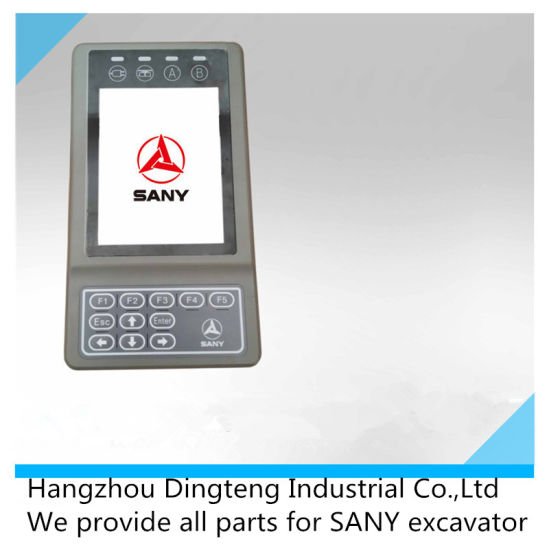 Sany Monitor-for Sany-210-9, Excavator, Part No-12206140 pictures & photos