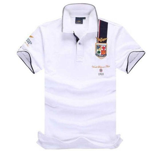 3d9fb7c90 China High Quality Customized Popular Logo Men Golf Polo Shirts ...