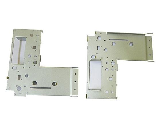 Galvanized Sheet Metal Parts/Enclosure Assembly/Metal Plate Fixing/Sheet Metal Fabrication Stamping Bending/Metal Sheet Fabrication pictures & photos