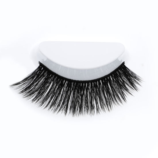 0892fac0ae5 Wholesale 5D Faux Mink Eyelash Custom Label Cruelty Free Vegan Lashes 5D  Silk Eyelashes