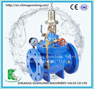Pressure Sustaining / Emergency Open / Pressure Relief Valve (GL500X) pictures & photos
