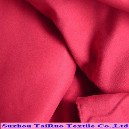Super Microfiber Soft Plain Peach Skin Fabric for Garment