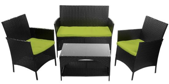 Miraculous China 4 Piece Outdoor Pe Rattan Wicker Sofa And Chairs Set Home Interior And Landscaping Ologienasavecom