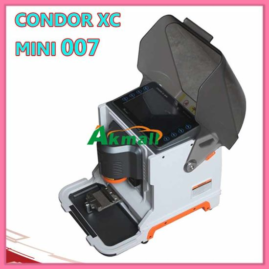 Original Xhorse Condor Xc-Mini 007 Master Series Auto Key Cutting Machine pictures & photos