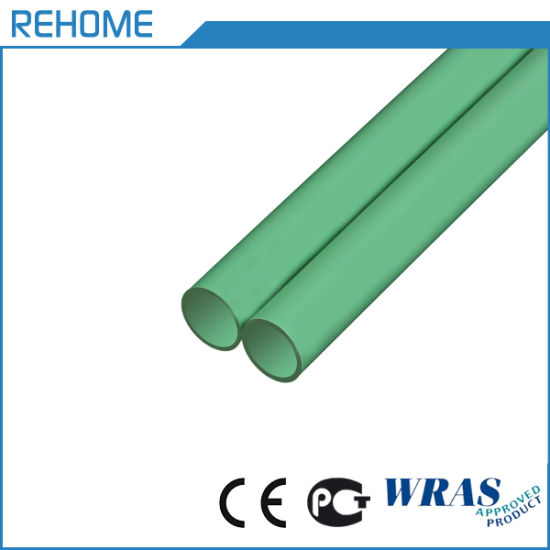 Leading Supplier of Plastic Drinking Water Supply PPR Pipes and Fittings