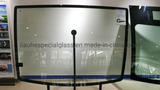 China Windscreen Electric Heating Laminated Glass with Hard