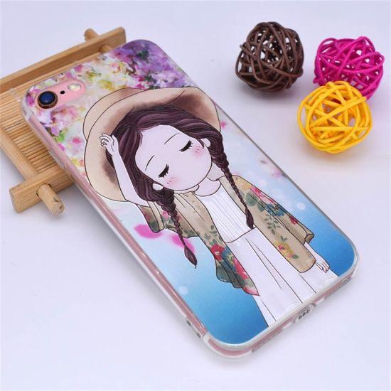 Hard Plastic Customize OEM Design Mobile Phone Case for iPhone 7