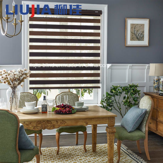 China Blackout Sun Shade Curtain Plastic Chain Pull Roller Blinds Simple Window Blinds For Living Room Exterior