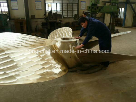 Fixed Pitch 4 Blades Propeller for 20000t Bulk Carriers pictures & photos