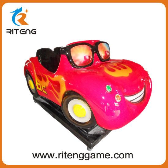 Fashion 2 Player MP3 Monitor Kid Ride on Car