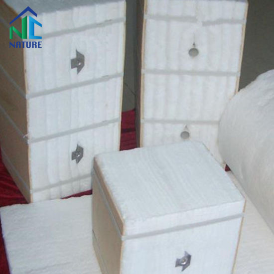 Ceramic Fibre Block Insulation, Ceramic Fiber Module for High Temperature Heat Furnace pictures & photos