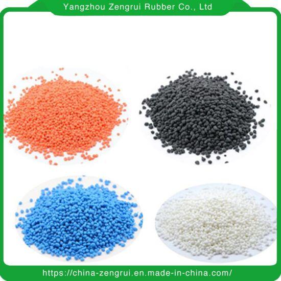 Thermoplastic Elastomer Rubber TPE TPR TPU TPV Tpee Plastic Granules
