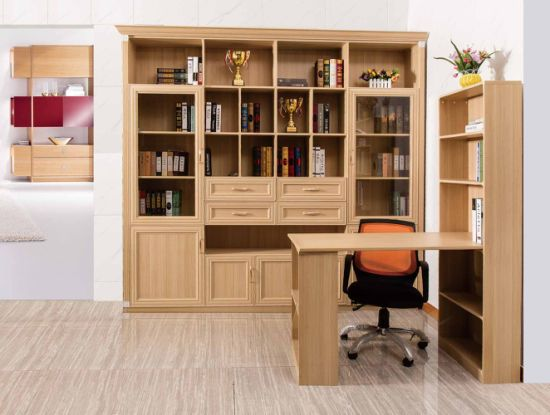 China All Aluminum Book Cabinet of Visiting Room Furniture Br-Alb001 ...