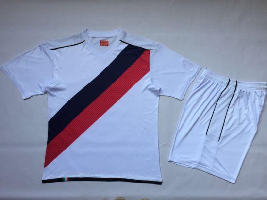 free shipping cba5f 84fcf China 1617 Chivas White Football Uniforms - China Chivas ...
