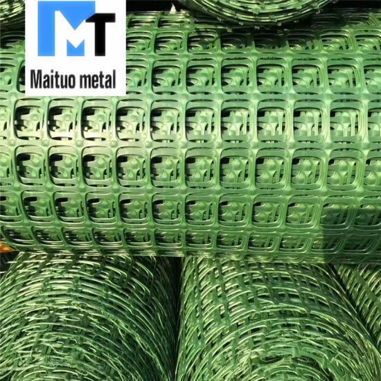 China Polyethylene Plastic Mesh Fencing