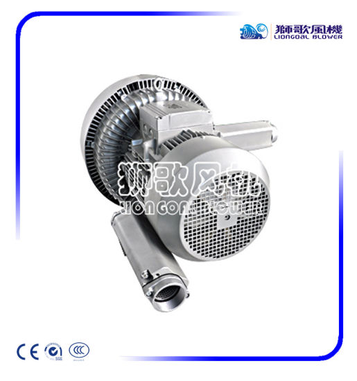 High Pressure Side Channel Air Pump for Fish Farm pictures & photos
