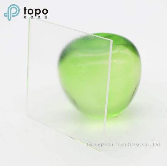 3mm-8mm Ultra Clear Decorative Anti-Glare Patterned Figure Glass (UCP-TP)