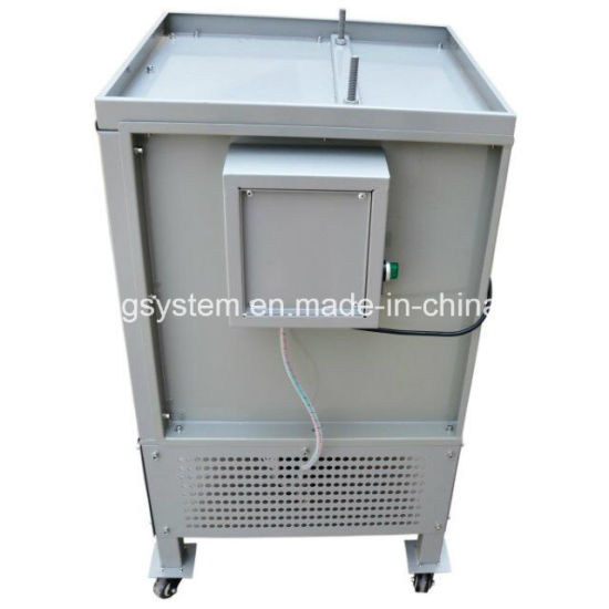 Lab Portable Powder Spray Booth pictures & photos