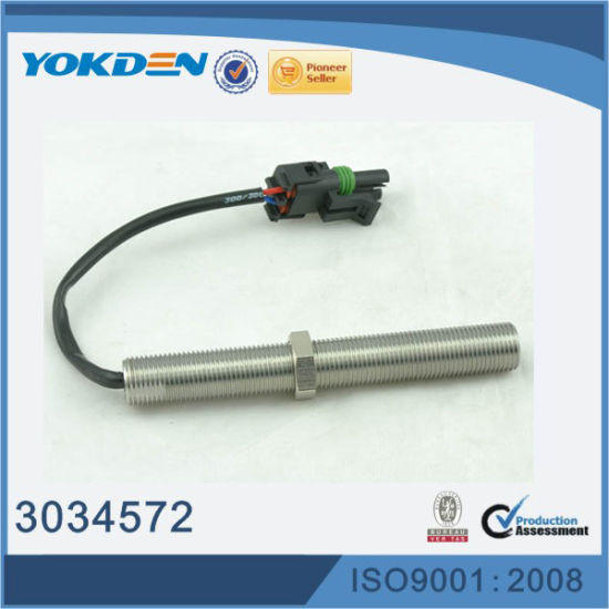 3034572 Generator Spare Parts Speed Sensor Rpm Sensor pictures & photos