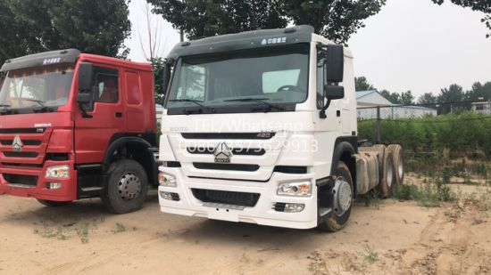 Fast Selling Competitive Price Used HOWO Brand 371HP 12 Wheeler 30 Ton 6X4 Tractor Truck for Sales by Owner