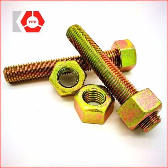 ASTM A193-B7 Alloy Steel Single End Stud Bolt/Threaded Rods
