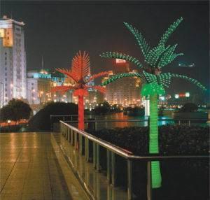 Nice Design Hot Sale LED Palm Tree Light