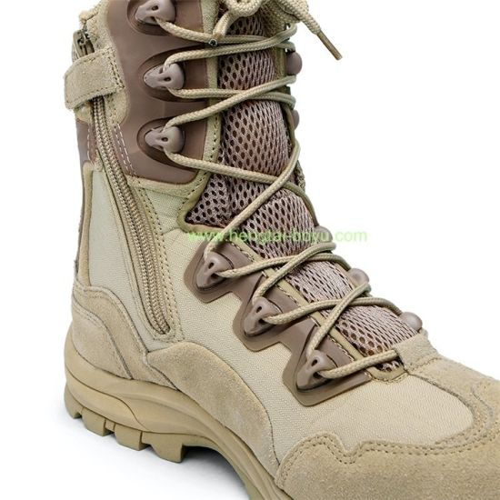 Cheap Good Price Mens Work Safety Shoes Delta Military Combat Desert Boots