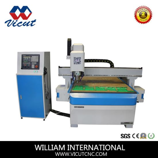 Auto Tool Change Wood Furniture CNC Router CNC Wood Working Machine pictures & photos