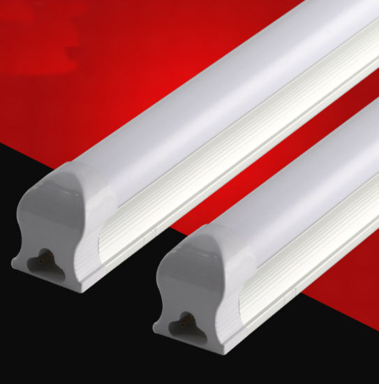 Hot Selling 9W 14W 18W LED T8 Integrated Fluorescent Tube Light for Wholesale