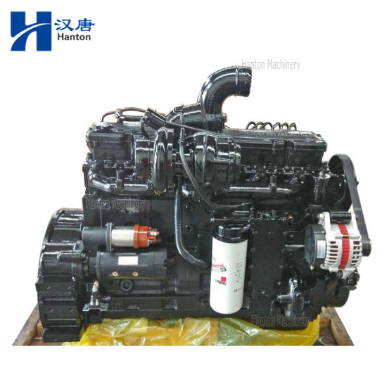 Cummins diesel engine 6CTAA8.3 for Auto and Truck