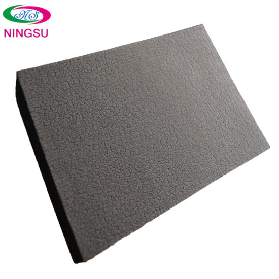 Grid Aluminum Foil Sound Insulation Foam for Chassis