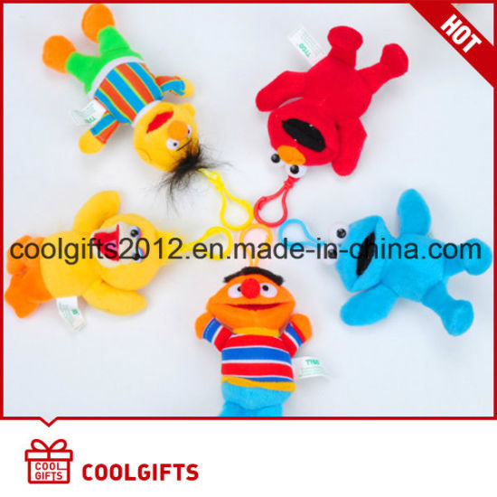 New Design Cute Plush Soft Toys Pendent for Promotional Gift