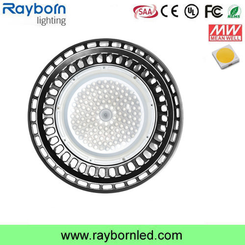 Waterproof 200W Warehouse UFO High Bay LED with PC Lens pictures & photos
