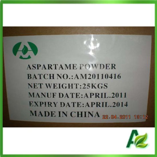 200 Time Sweetness Aspartame China Supplier pictures & photos