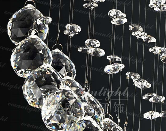 Chandelier Teardrops Home and Indoor Lighting and Illumination Om6835 pictures & photos