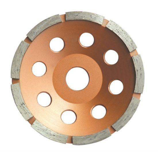 "Diamond Grinding Wheel, Single Row Grinding Wheel 7"""
