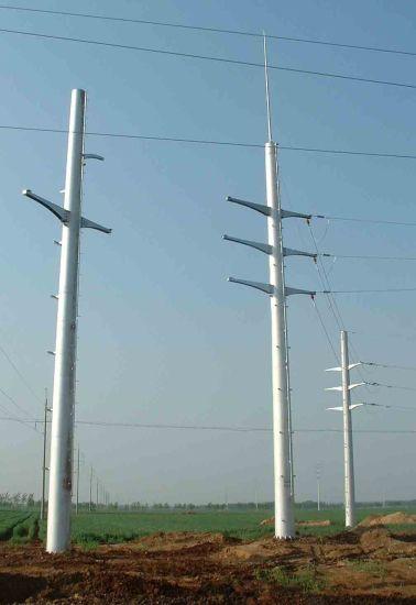35kv Steel Pole