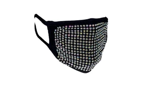 Halloween Photo Filter 2020 China 2020 Fashion Bling Mask, Filter Pocket for Pm 2.5, Halloween