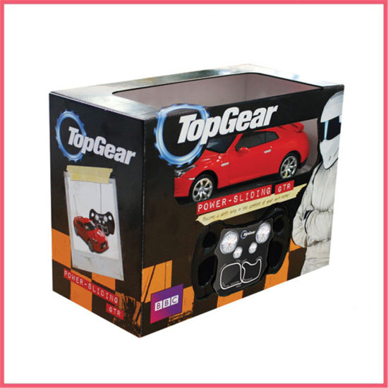 Custom Printed Corrugated Paper Toy Car Box Manufacturer Supplier Factory