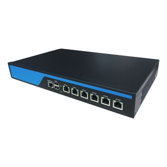 10 100 1000mbps 6 port network 4g wifi router for enterprise china