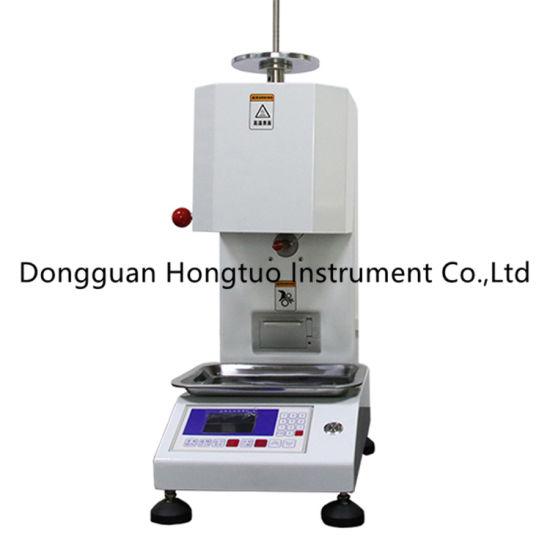 DH-MI-BP Electronic Digital Plastic Material Melt Flow Index Testing Instrument