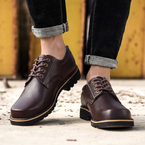 Quality Sale Mens Safety Work Shoes