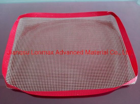 UV Dryers 4*4mm Mesh Size Kevlar or Fiber Glass Mesh