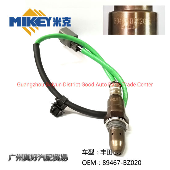 Oxygen Sensor for Toyota Agya 12 - 89467-Bz020 89467bz020, Oxygen Sensor pictures & photos